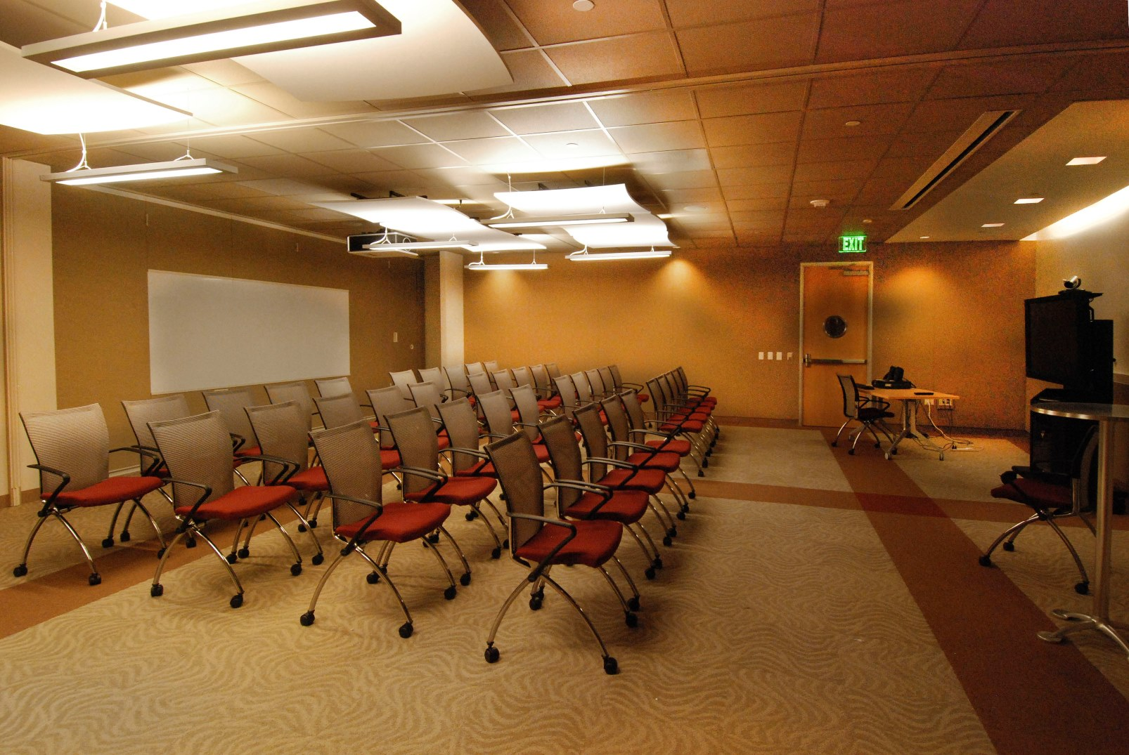 Client E Expandable Conference Room Half Configuration resized